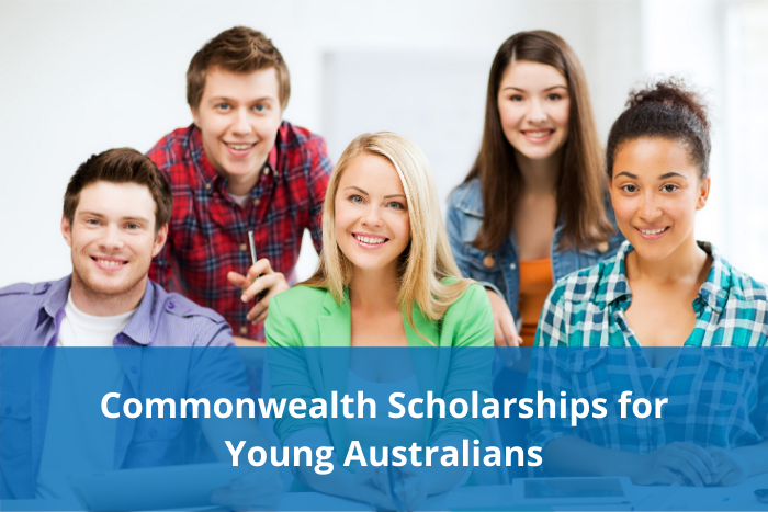 Commonwealth Scholarships for young Australians