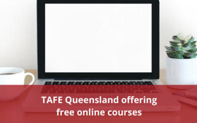 TAFE Queensland and CQUniversity offering free online courses