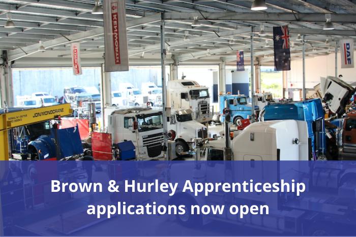 Brown & Hurley Apprenticeships