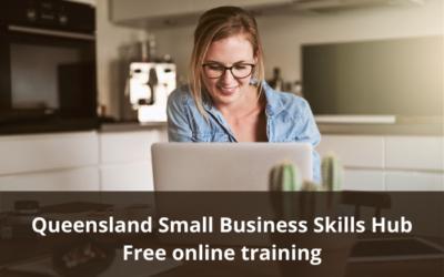 Queensland Small Business Skills Hub