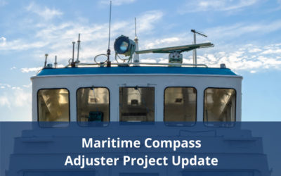MAR Compass Adjuster Project Update – Draft materials available for comment