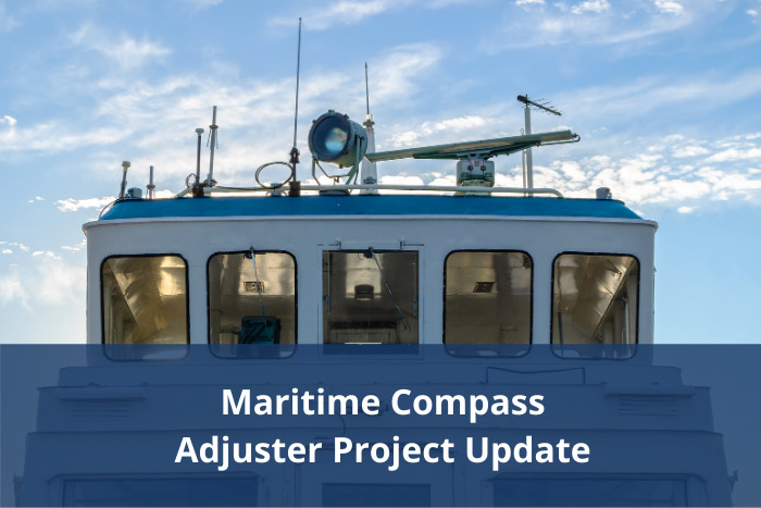 MAR Compass Adjuster Project update