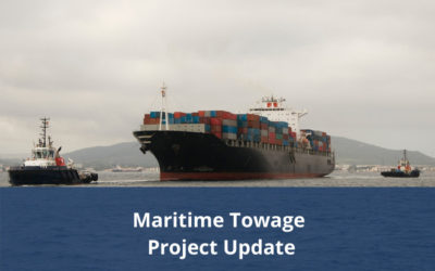 Maritime Towage project update – draft materials available for comment
