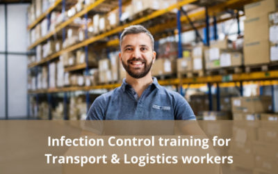 Transport and Logistics Infection Control Training
