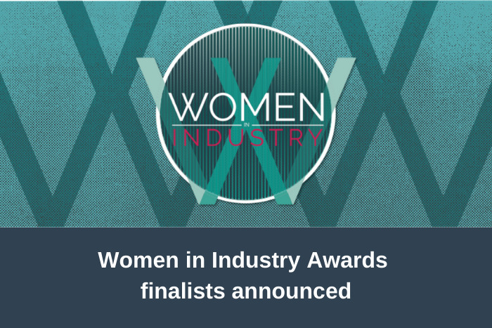 Women in Industry Awards finalists announced