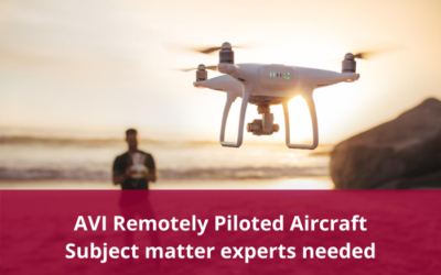 AVI Remotely Piloted Aircraft – Industry experts sought