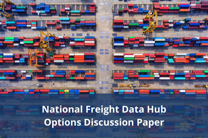 National Freight Data Hub - Discussion Paper