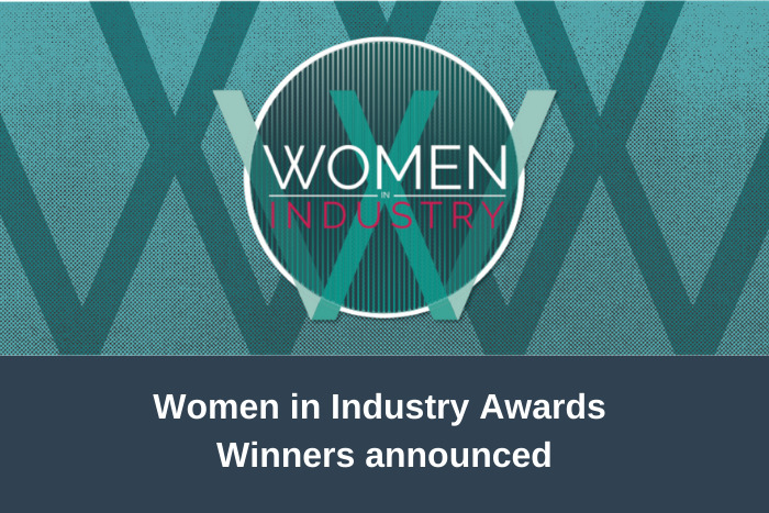 Women in Industry Awards winners announced
