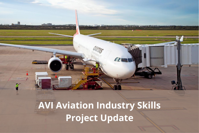 AVI Industry Skills Project Update