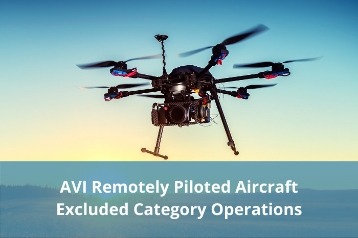 AVI Remotely Piloted Aircraft Project – draft materials available for comment