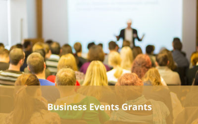 Business Events Grants Program – Applications open