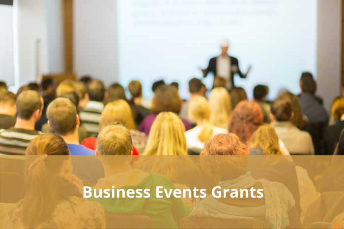 Business Events Grants