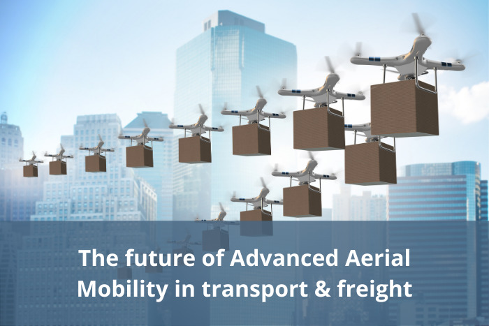 White paper released outlining the future of Advanced Aerial Mobility in Australia