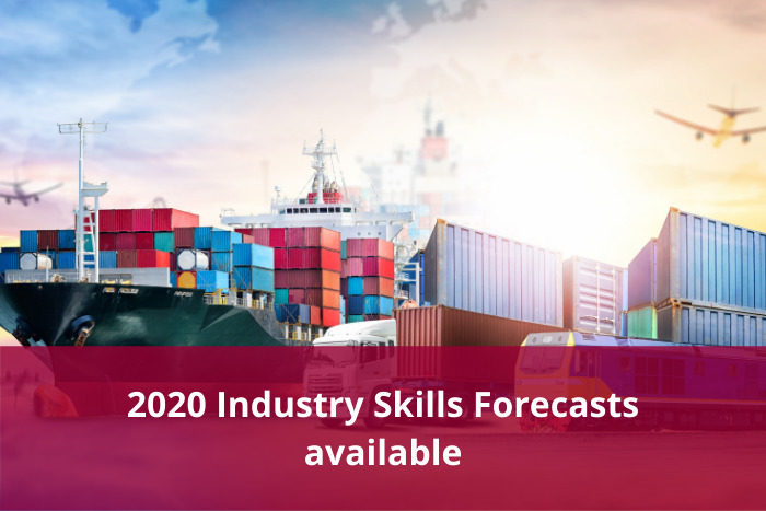 2020 Industry Skills Forecasts released