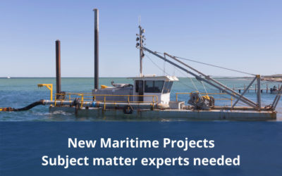 New Maritime Projects – Join the Technical Advisory Committee