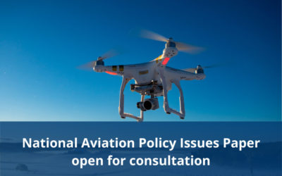 National Aviation Policy Issues Paper on Emerging Aviation Technologies – Open consultation