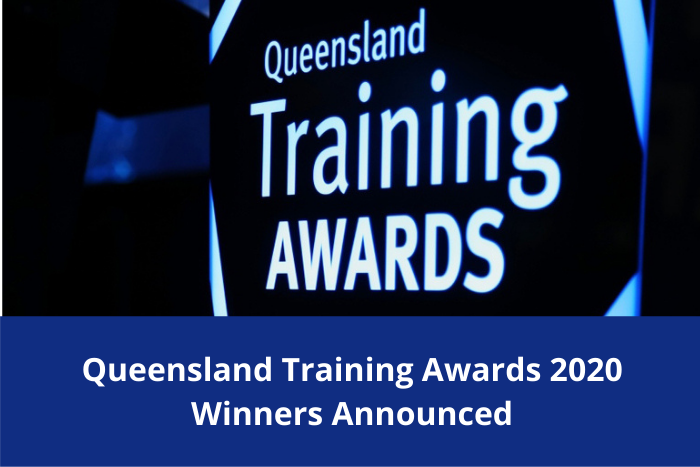 QLD Training Awards 2020 - Winners