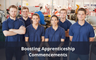 Boosting Apprenticeship Commencements Program extended