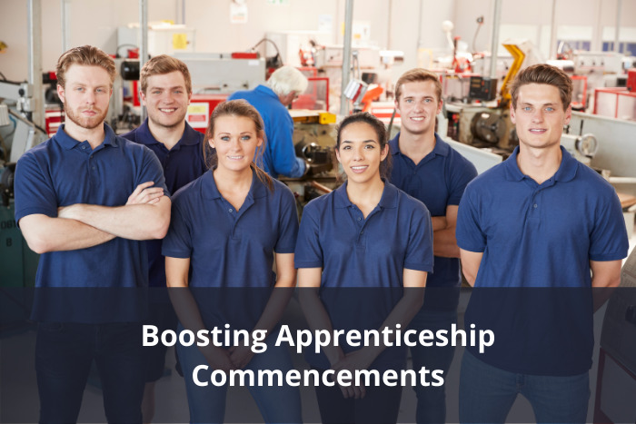 $1.2 Billion Boosting Apprenticeship Commencements wage subsidy program