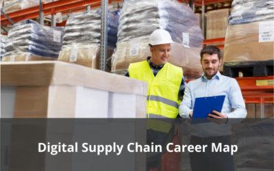 New digital Supply Chain Career Map