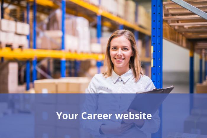 Your Career website