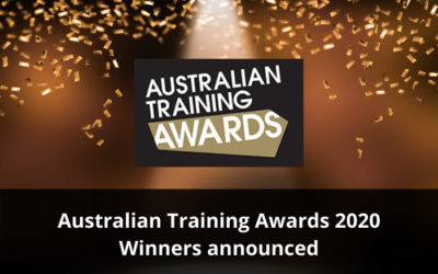 The winners and finalists of the Australian Training Awards 2020 have been announced