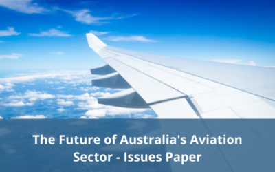 The Future of Australia's Aviation Sector – Issues Paper