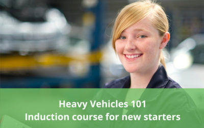 HVIA launch induction course for new starters to the heavy vehicle industry