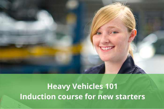 Heavy Vehicles 101