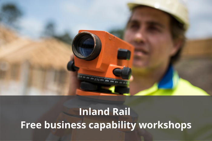Inland Rail Business capability workshops