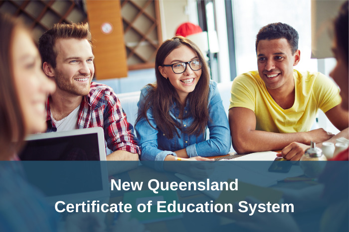 QLD Certificate of Education System