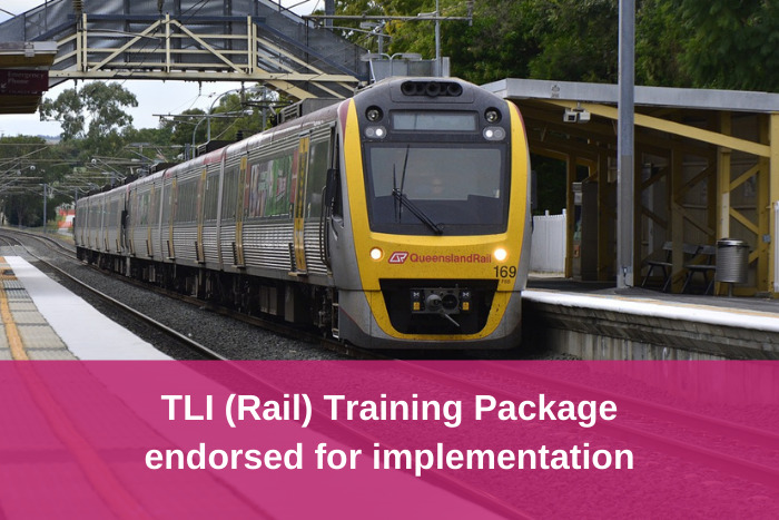 Rail Training Package - Endorsement