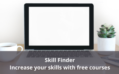 Skill Finder – Discover free online courses to increase your skills