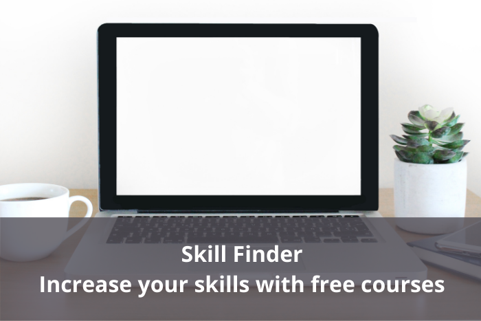 Skill Finder online courses