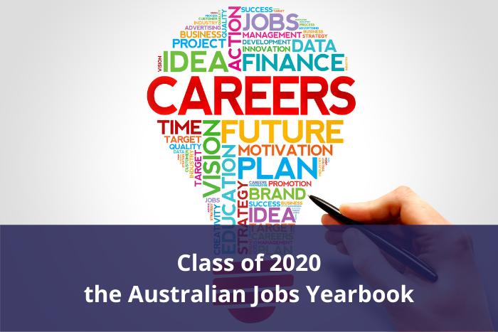 Class of 2020 - Australian Jobs Yearbook