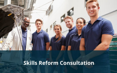 New Skills Reform surveys available