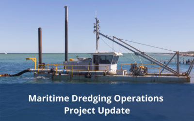 Maritime Dredging Operations Project – Draft materials available for comment