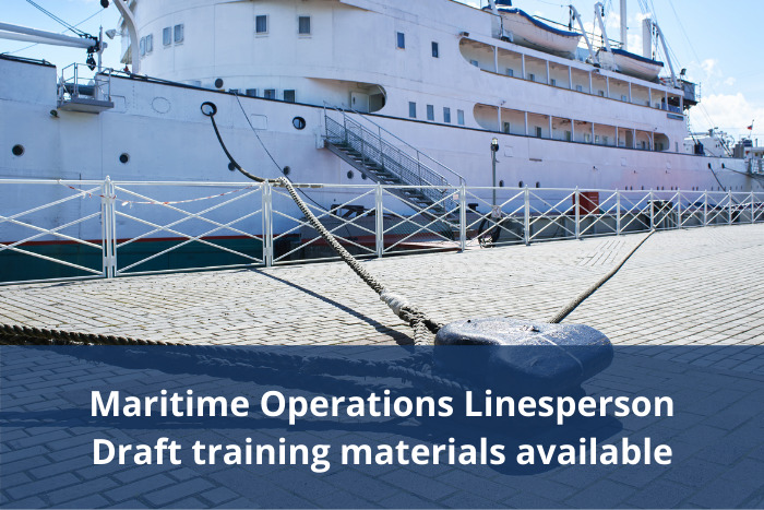 MAR Operations Linesperson project update