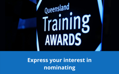 Nominations opening soon – Express your interest now