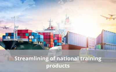 Training products identified for deletion