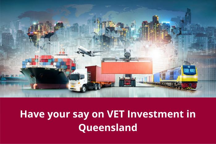 Feedback on VET Investment