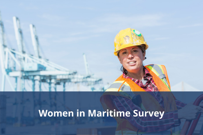 IMO & WISTA Women in Maritime Survey