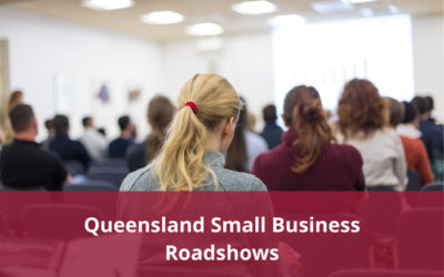 Queensland Government Small Business Roadshows