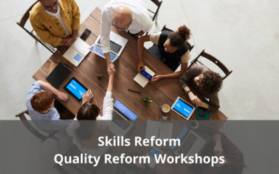 Have your say on VET Quality Reform