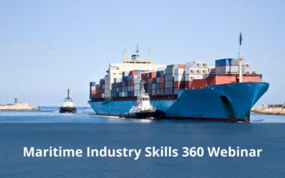 Australian Industry Standards Maritime Skills webinar