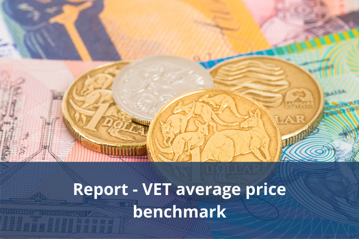 VET average price benchmark