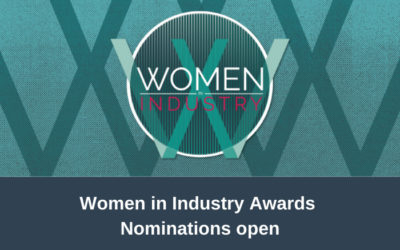 Nominations open for the Women in Industry Awards