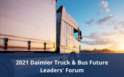 Nominations open for the 2021 Daimler Truck & Bus Future Leaders' Forum