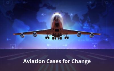 Aviation – Cases for change for training package development