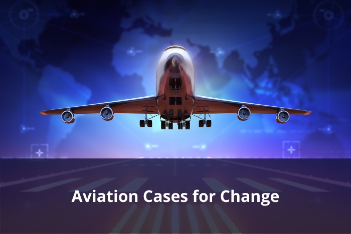 Aviation Cases for Change